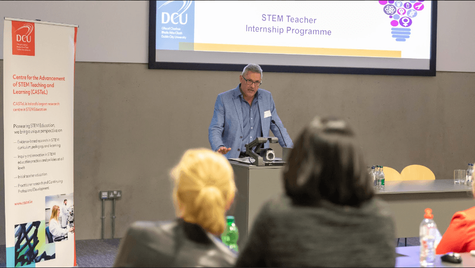 Intel continues to support DCU STEM Teacher Internship